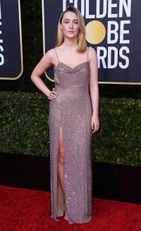 Golden Globes 2020 - Saoirse Ronan