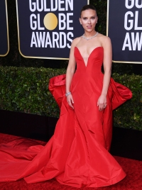 Golden Globes 2020 - Scarlett Johansson