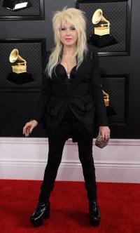 Grammy Awards 2020 Arrivals - Cyndi Lauper