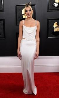 Grammy Awards 2020 Arrivals - Dua Lipa