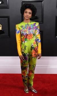 Grammy Awards 2020 Arrivals - Esperanza Spalding