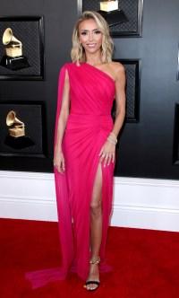 Grammy Awards 2020 Arrivals - Giuliana Rancic