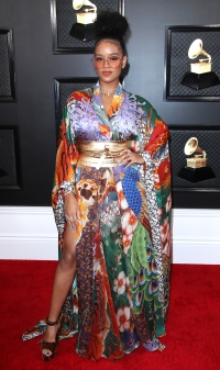 Grammy Awards 2020 Arrivals - H.E.R.