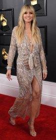 Grammy Awards 2020 Arrivals - Heidi Klum