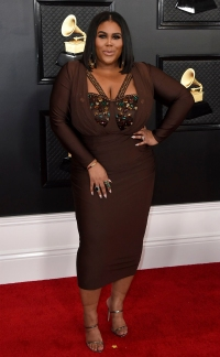 Grammy Awards 2020 Arrivals - Nina Parker