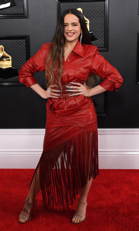 Grammy Awards 2020 Arrivals - Rosalia
