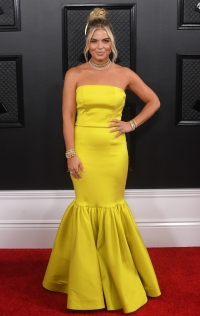 Grammy Awards 2020 Arrivals - Tanya Rad