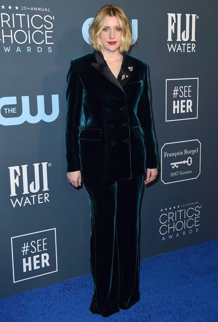 Greta Gerwig Critics Choice Oscar Nominations 2020