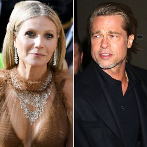 Gwyneth Paltrow Recalls Not Being Able Eat After Brad Pitt Breakup