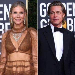 Gwyneth Paltrow Says She Is 'Friendly' With Ex Brad Pitt