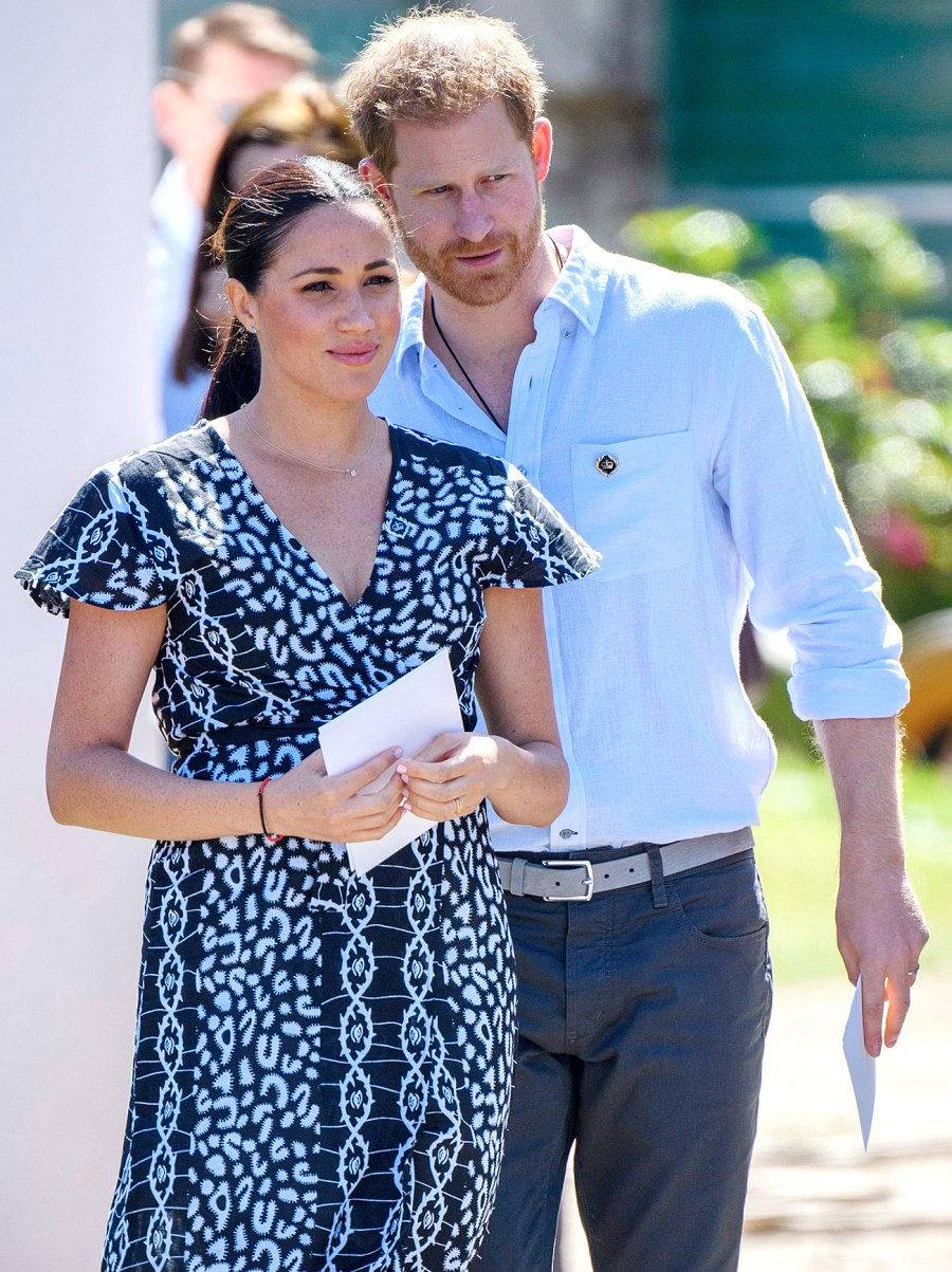 Harry and Meghan Defining Their Own Royal Path