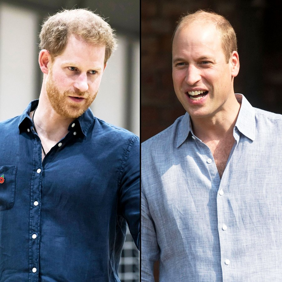 Harry Pal Admits There Has Been Dispute With William