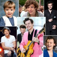 Harry Styles Through the Years