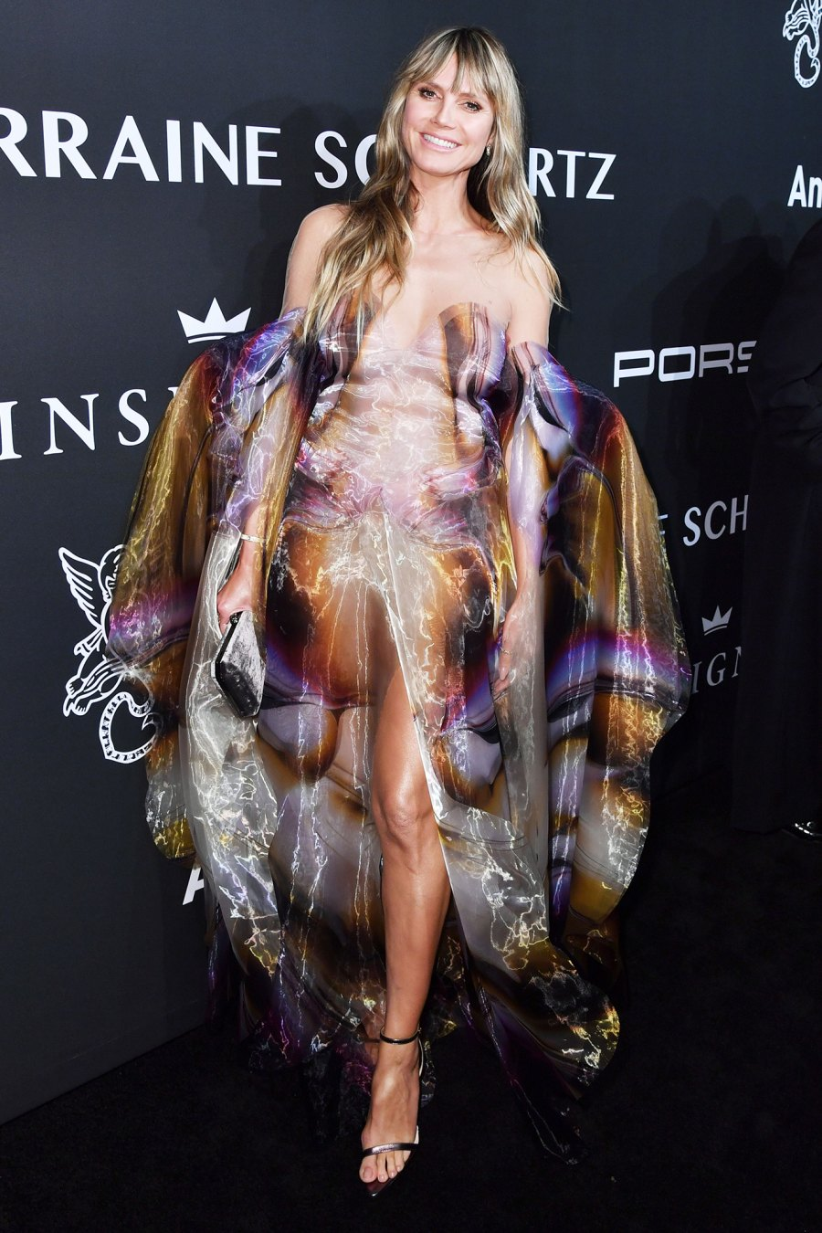 Heidi Klum's Secrets to Staying in Shape