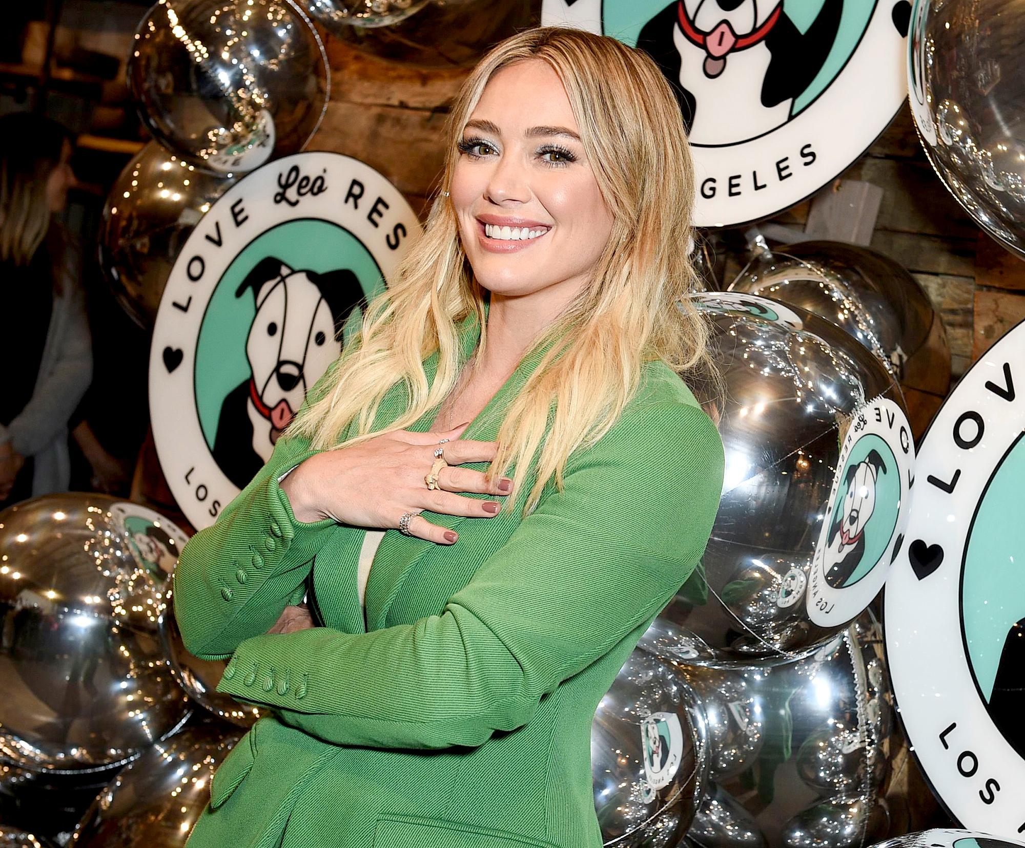Hilary-Duff-guilt-over-2nd-pregnancy