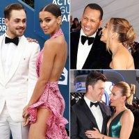 Hottest Couples and PDA at SAG Awards 2020