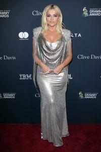 Bebe Rexha Inside 2020's Biggest Pre-Grammy Parties