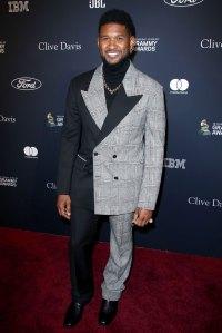 Usher Inside 2020's Biggest Pre-Grammy Parties