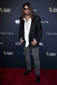 Billy Ray Cyrus Inside 2020's Biggest Pre-Grammy Parties