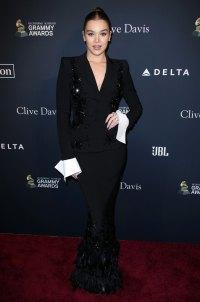 Hailee Steinfeld Inside 2020's Biggest Pre-Grammy Parties