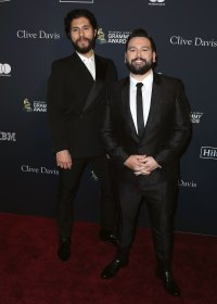 Dan, Shay Inside 2020's Biggest Pre-Grammy Parties