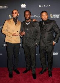"Swizz Beatz, Sean ""Diddy"" Combs and Nas Inside 2020's Biggest Pre-Grammy Parties"