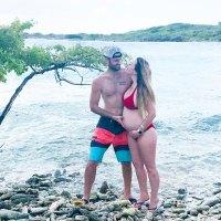Jamie Otis Bares 3rd Trimester Baby Bump in Bikini on Babymoon With Husband Doug Hehner