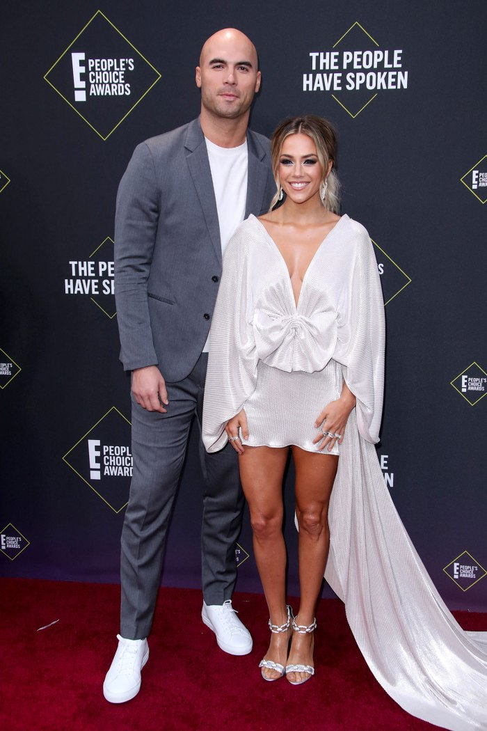 Jana Kramer and Mike Caussin Are Working Through Issues