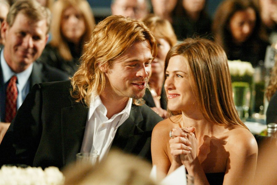 Jennifer Aniston 'Appreciates' Brad Pitt's Support