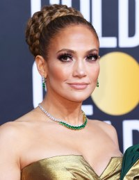 Jennifer Lopez Best Hair and Makeup Golden Globes 2020