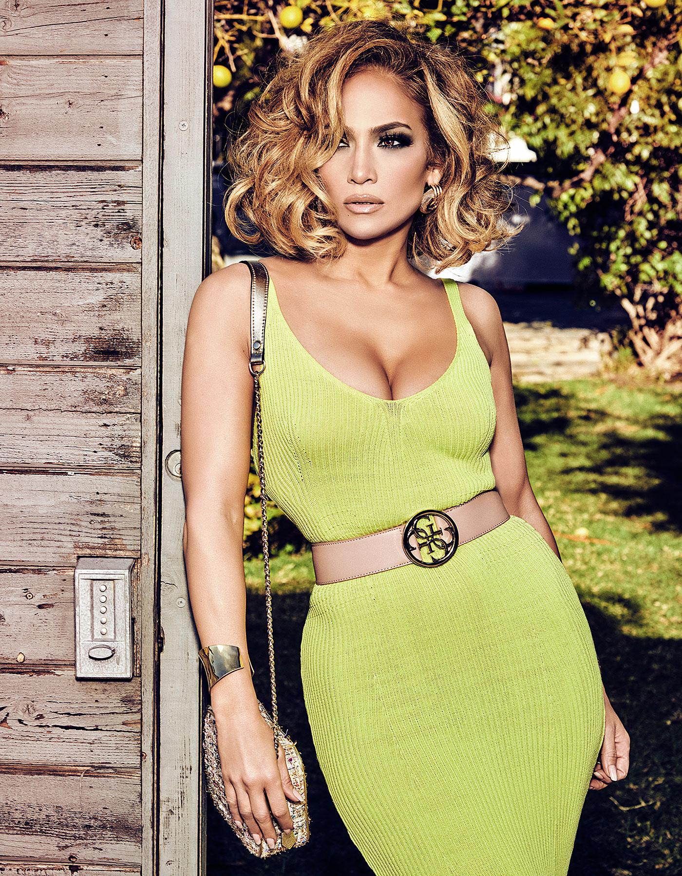 Jennifer Lopez Has a Sexy New Fashion Gig   Celebrity day new