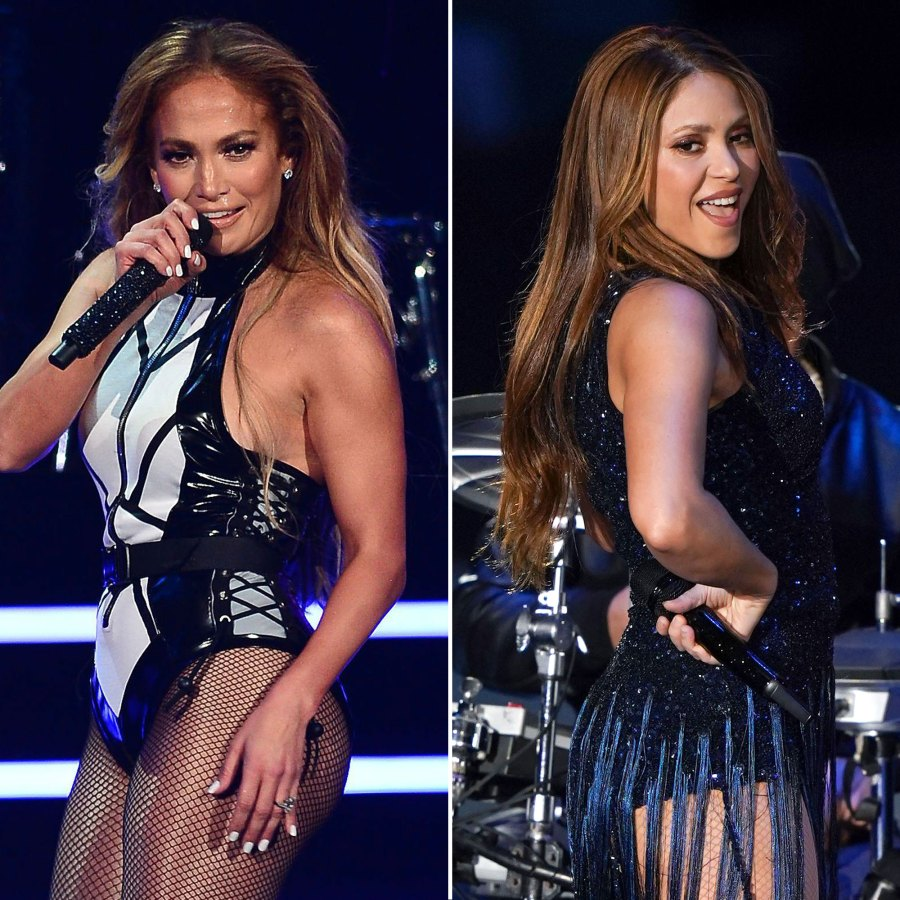 Jennifer Lopez and Shakira Best Songs Ahead of Super Bowl LIV