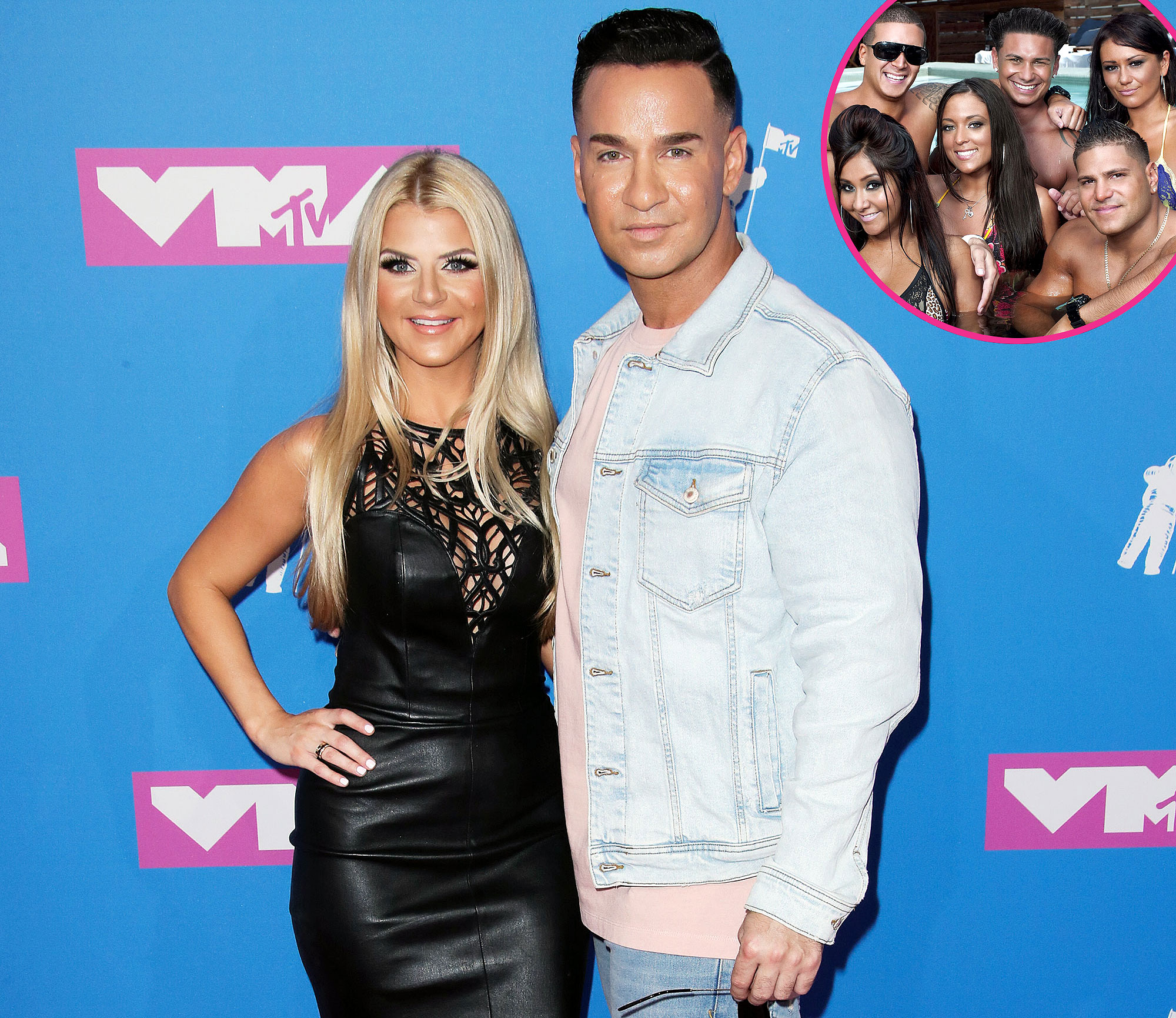 How 'Jersey Shore' Cast Supported Mike, Lauren After Miscarriage