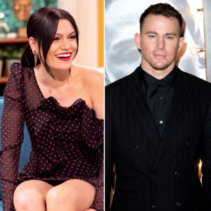 Jessie J Posts Cryptic Quote After Being Seen With Ex Channing Tatum