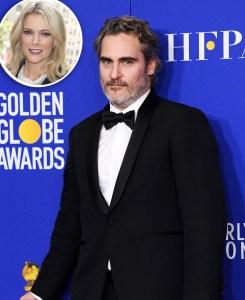 Megyn Kelly on Joaquin Phoenix Rewearing His Golden Globes 2020 Suit
