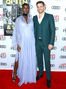 Jodie Turner-Smith Says She and Joshua Jackson May Leave the U.S.: 'I Don't Want to Raise My Kids Here'