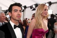 Joe Jonas and Sophie Turner Beam on the 2020 SAG Awards Red Carpet SAG Awards 2020