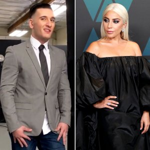 Joey Sasso Once Asked Lady Gaga McDonalds Date