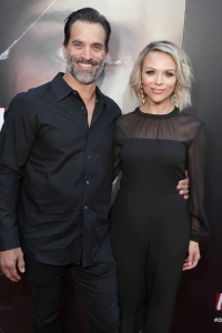 Johnathon Schaech's Wife Julie Solomon Is Pregnant With Baby No. 2