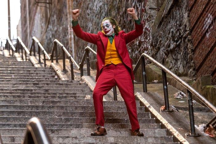 Joker Oscars Nominee