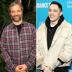 Judd Apatow Says There Are Sides of Pete Davidson People Havent Seen Gigantic Heart