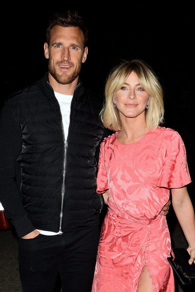 Julianne Hough and Husband Brooks Laich
