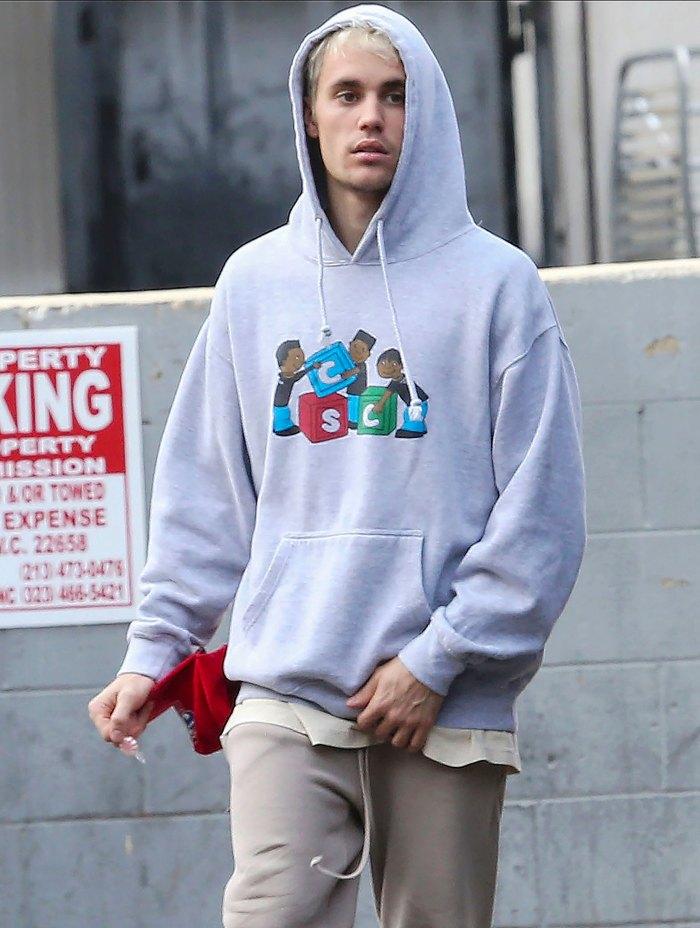 Justin Bieber Is Battling Lyme Disease