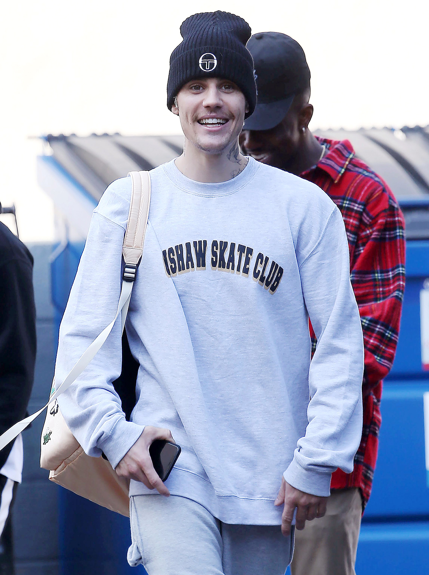 Justin Bieber Ski Hat Smile Loved Ones Reveal-the Exact Moment He Decided to Return to Music