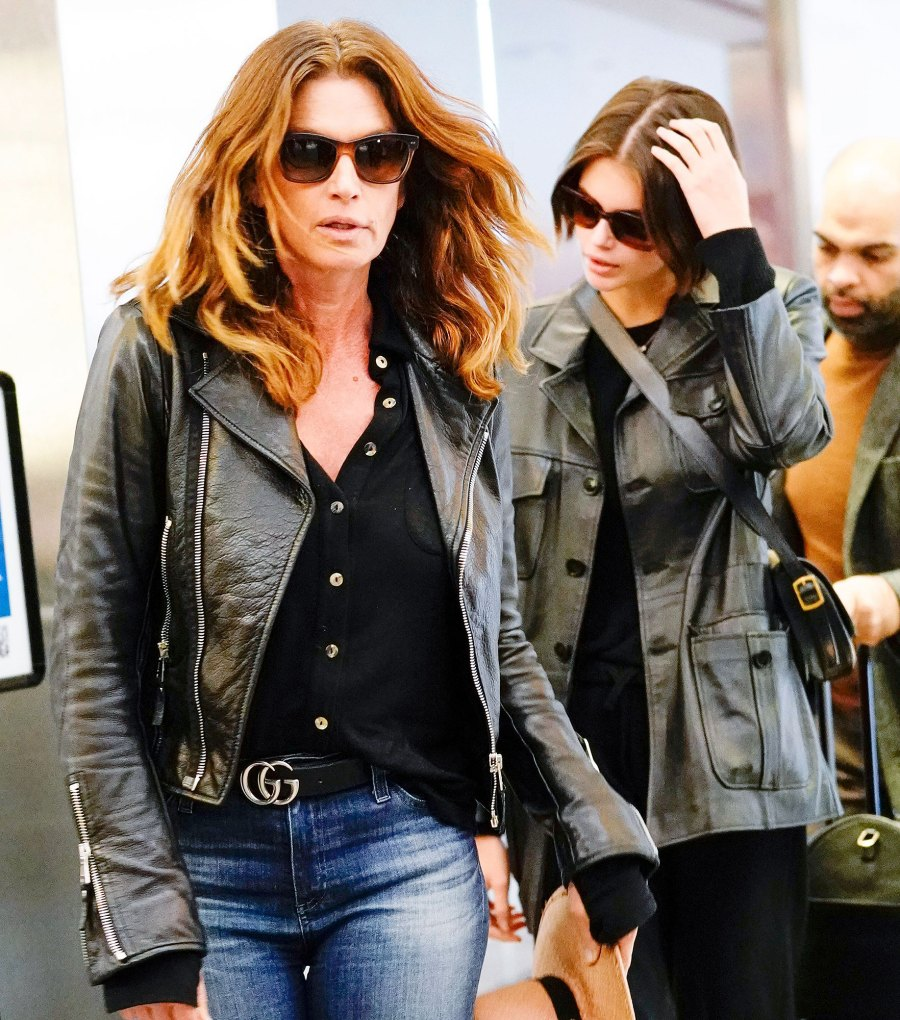 Kaia Gerber Spotted for With Mom Cindy Crawford After Split From Pete Davidson