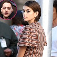 Kaia Gerber Vacations Miami Without Pete Davidson