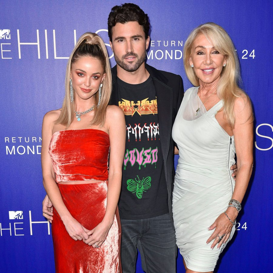 Kaitlynn Carter Spends Time With Ex Brody Jenner and His Mom Linda Thompson