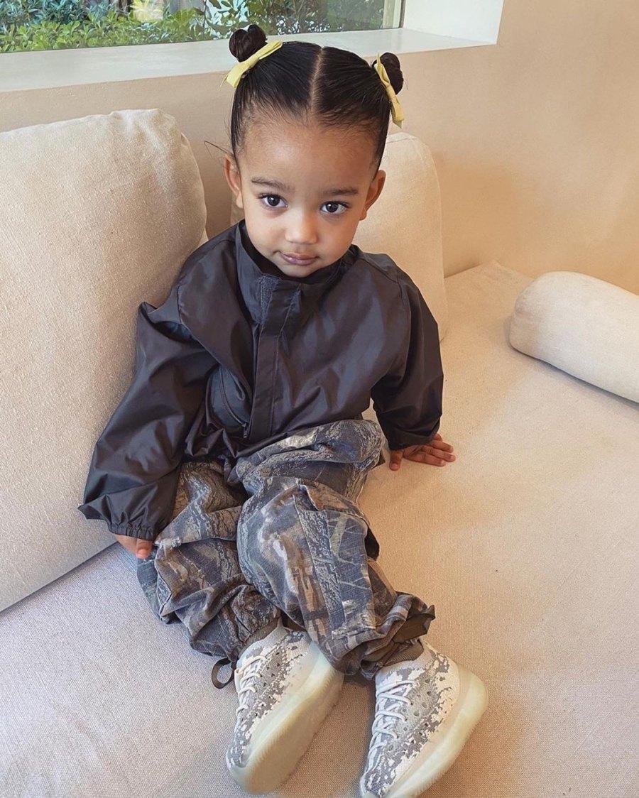Kardashian Kids Chicago Second Birthday