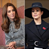 Kate MIddleton, Meghan Markle 'Have Not Spoken' Since Royal Exit