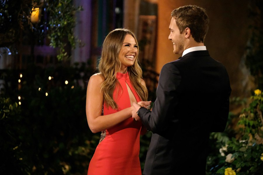 Kelley and Peter Weber The Bachelor